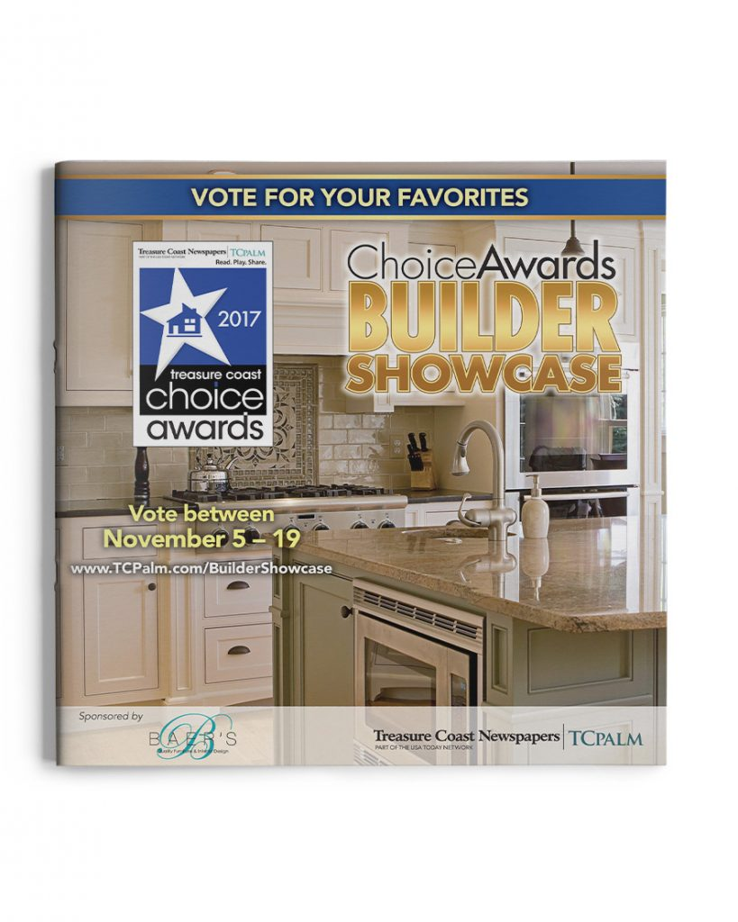 Builders Showcase Cover