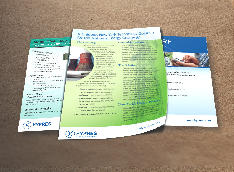 Hypres three sale sheets