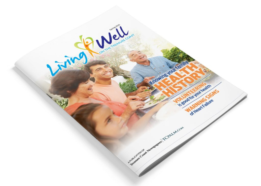 Living Well Family cover