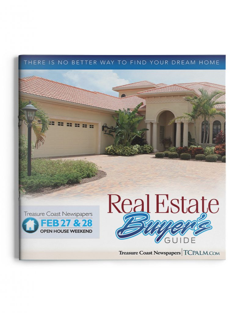 Real Estate Buyers Guide publication cover