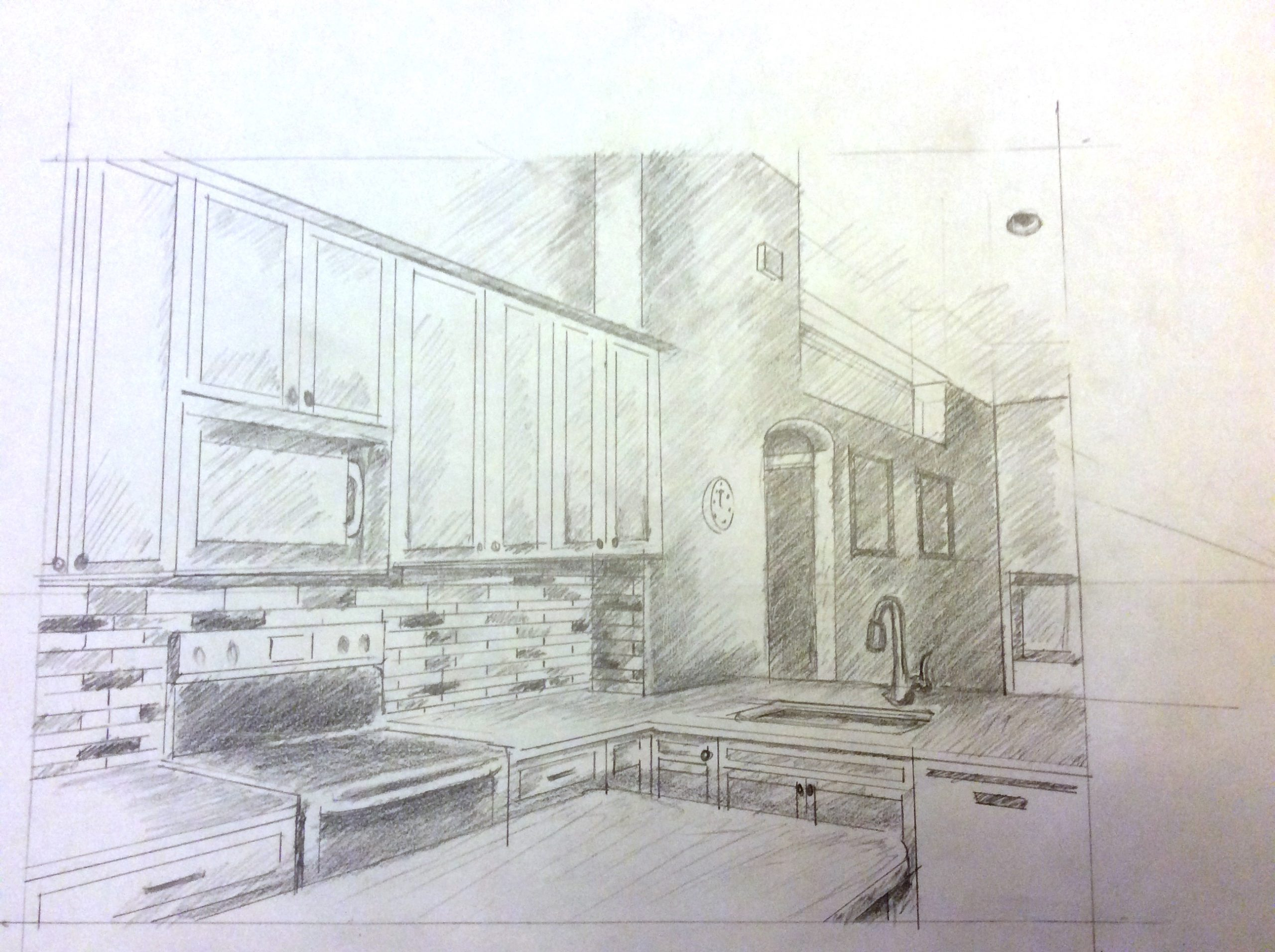 Kitchen Perspective