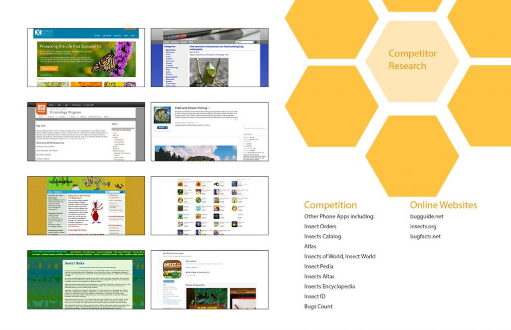 Insect Insanity Competition Research