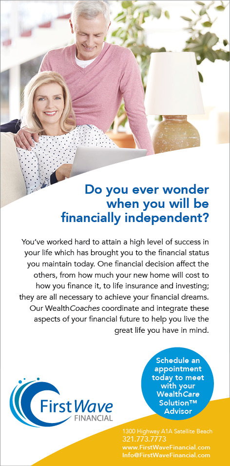 FirstWave Retirement ad