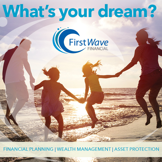 First Wave family ad