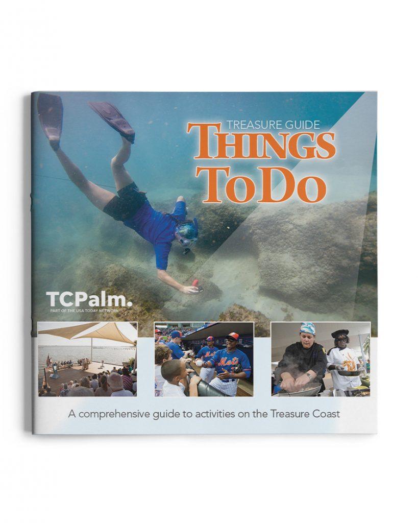 Treasure Guide cover design